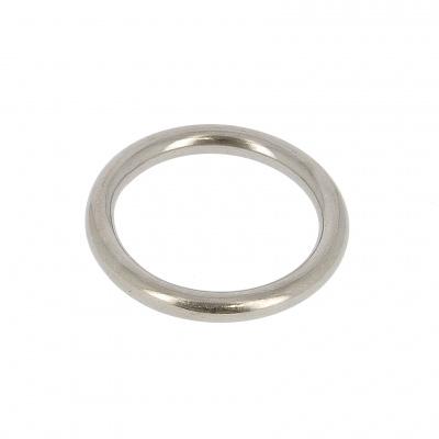 Gelaste ring