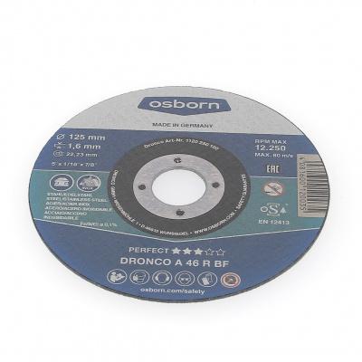 DISQUE A TRONCONNER PLAT 125X1.6X22.2 A46R PERFECT 1120-250.100