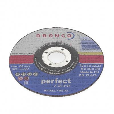 DISQUE A TRONCONNER DEPORTE 125X3.0X22.2 A24R PERFECT 1122-015.100