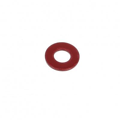 Blister met 5 Ringen serie M AG3 OA rood