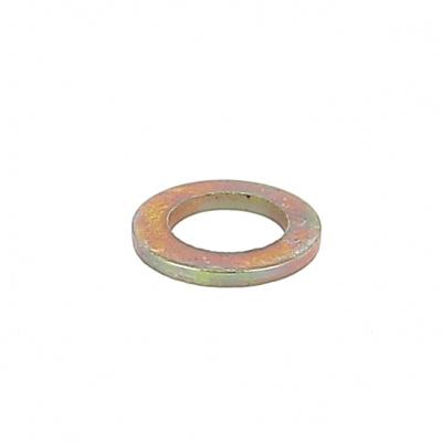 Ring Verzinkt gebichromatiseerd staal Din 433