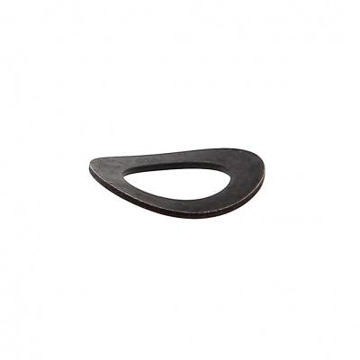 Ring Onduflex A Zwart staal Din 137A