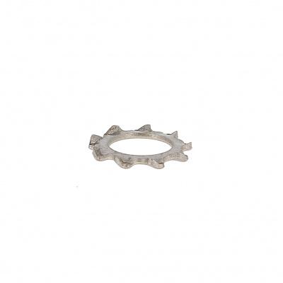 Ring getand RVS A2 Din 6797A