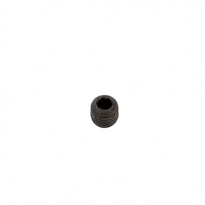 Kratereind Zwart staal 14.9 Din 916 draad van 75