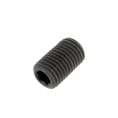 Vlakke onderkant Zwart staal 14.9 Din 913 draad van 150