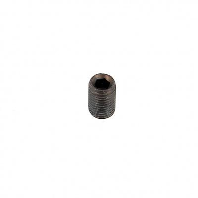 Vlakke onderkant Zwart staal 14.9  Din 913 Draad van 75